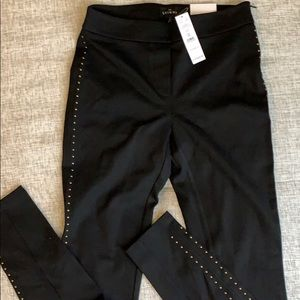 WhiteHouseBlackMarket skinny black pants